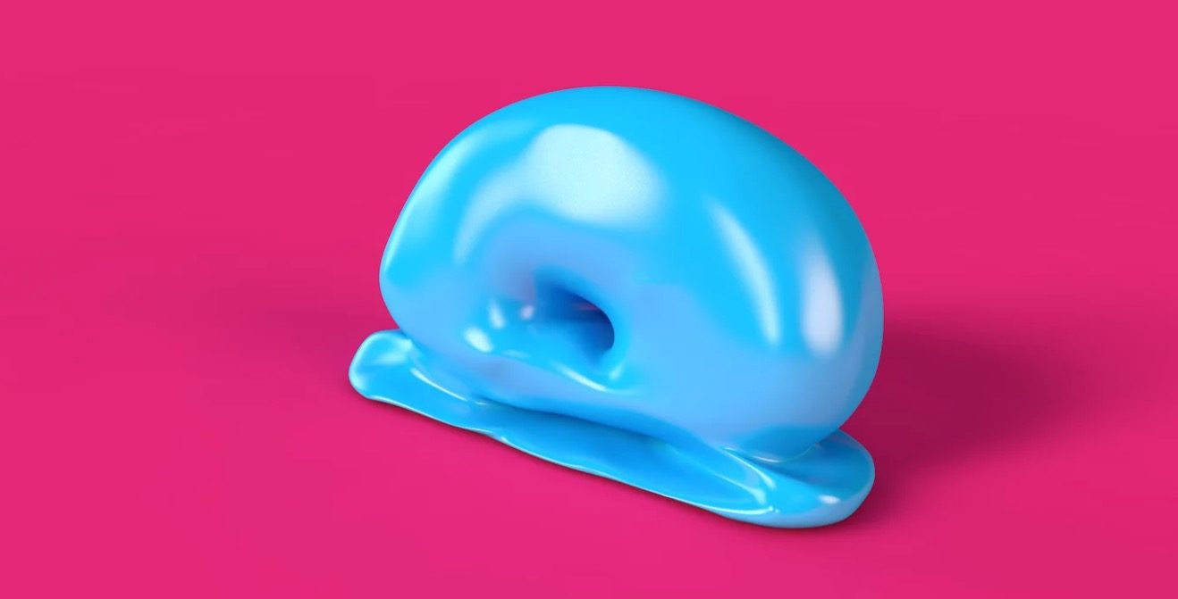 Inflate or Deflate Objects Using Softbody Dynamics in Cinema 4D