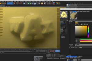 Create Wax in C4D