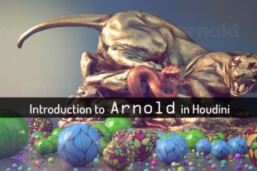 Introduction to Arnold in Houdini