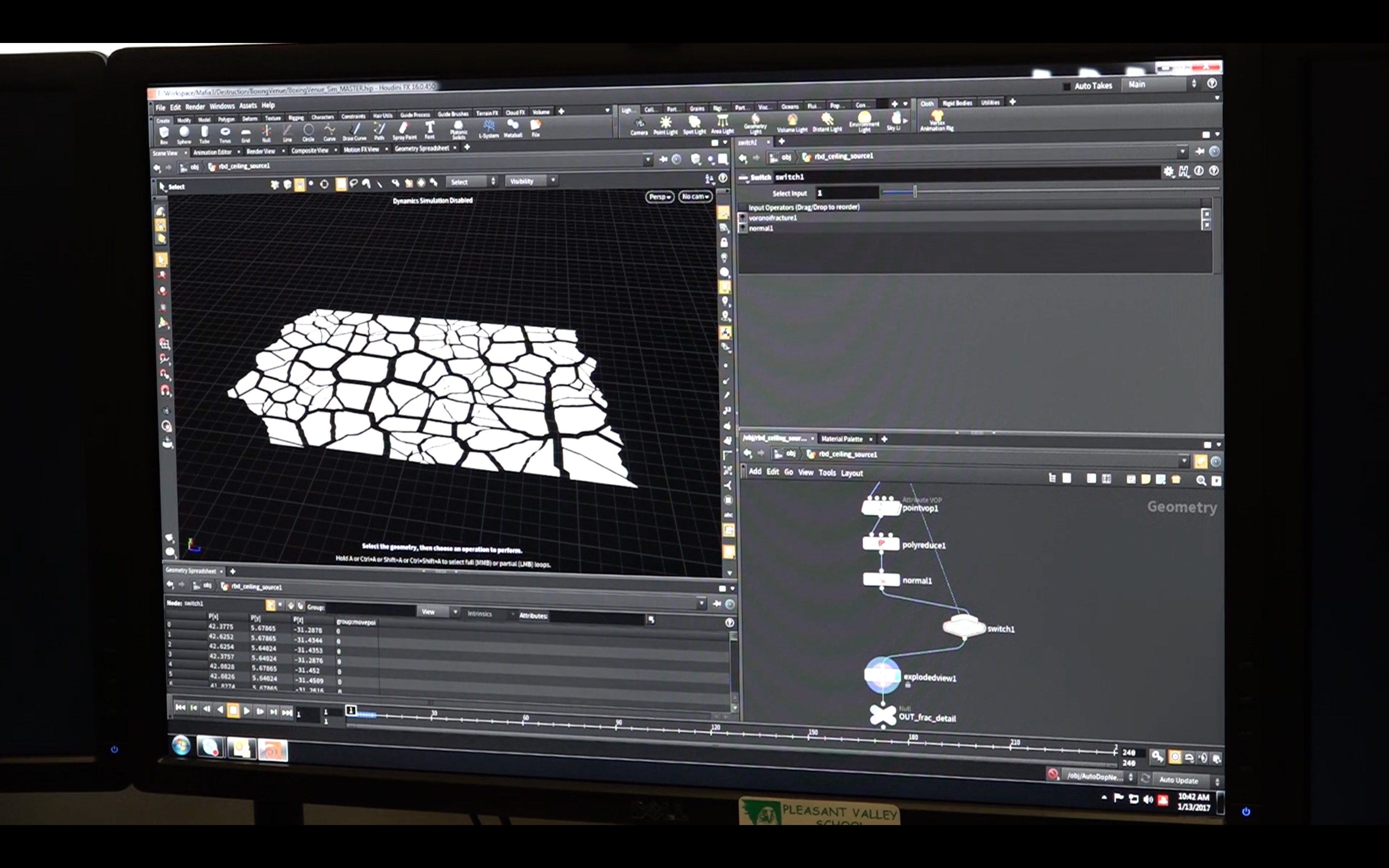 Houdini Tips and Tricks for Video Games