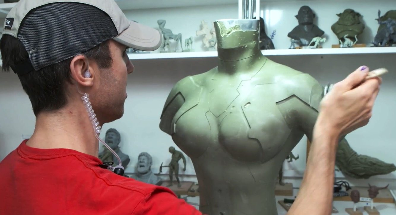 creating Ghost in the Shell at Weta