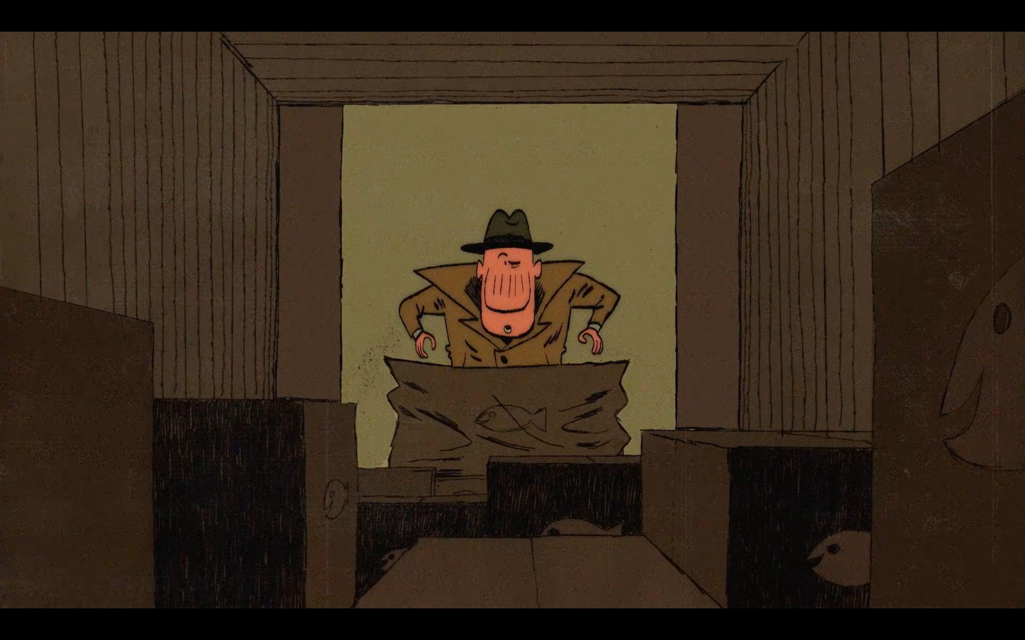 Animated Short: Gone Astray