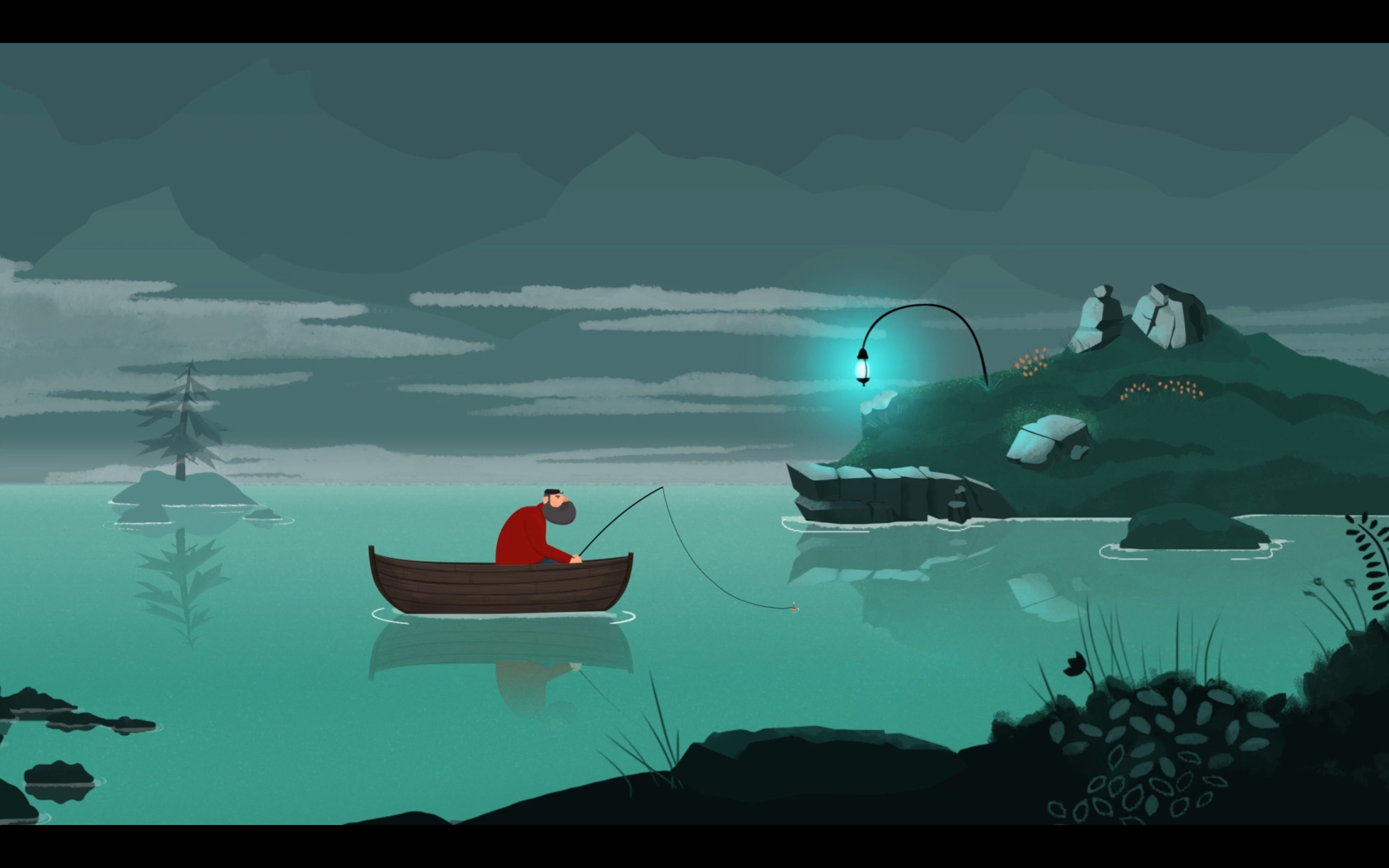 Animated Short: How to Wait for a Very Long Time