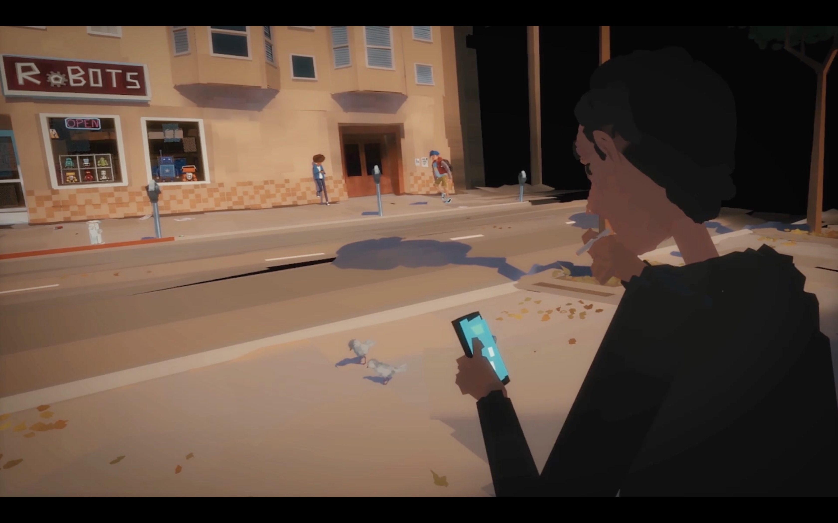 VR Animated Painting: A Moment in Time by Goro Fujita