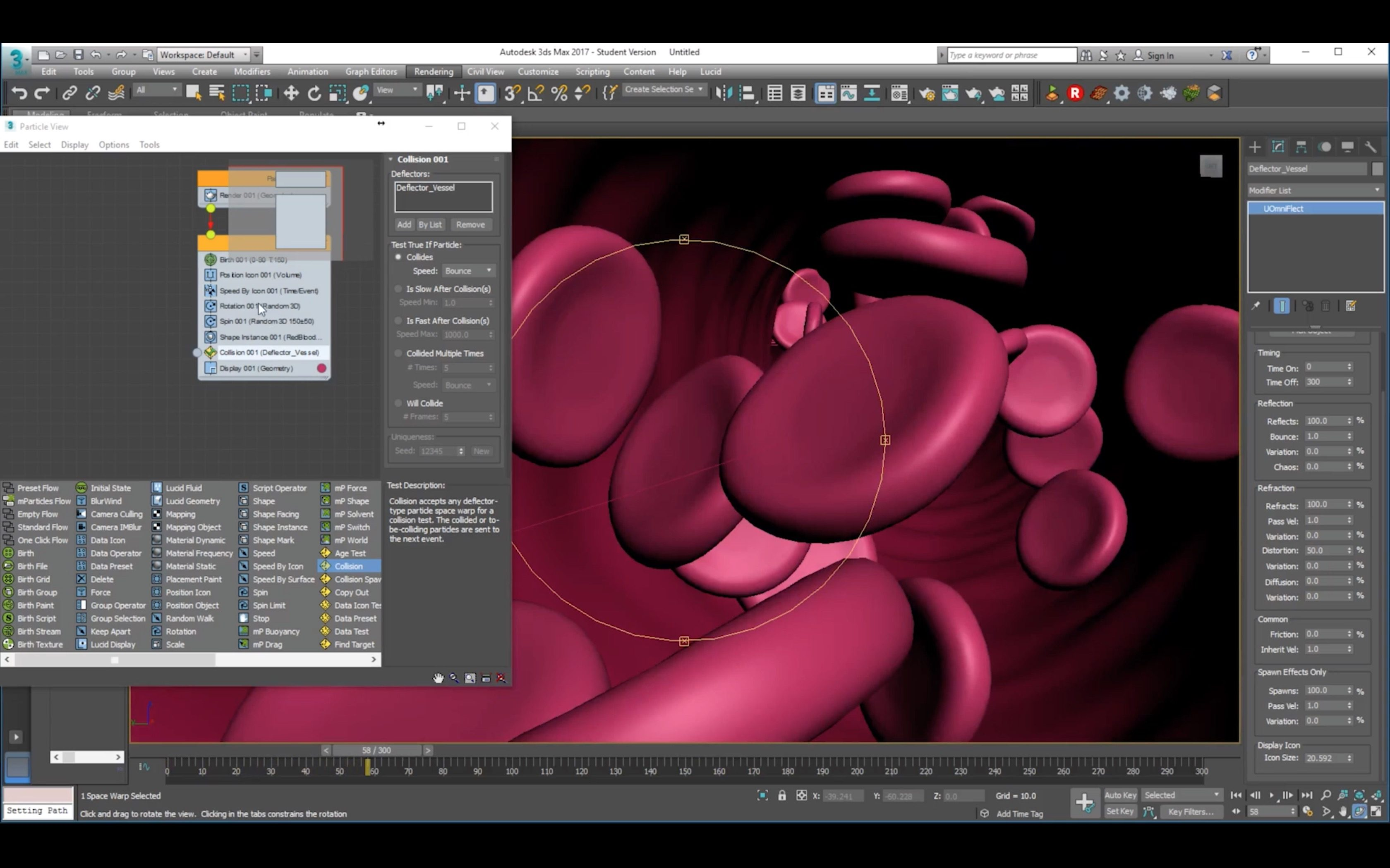 Tutorial: Blood Vessel Animation in 3DS Max