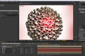 Create a sphere of creepy eyes with Trapcode TAO in After Effects
