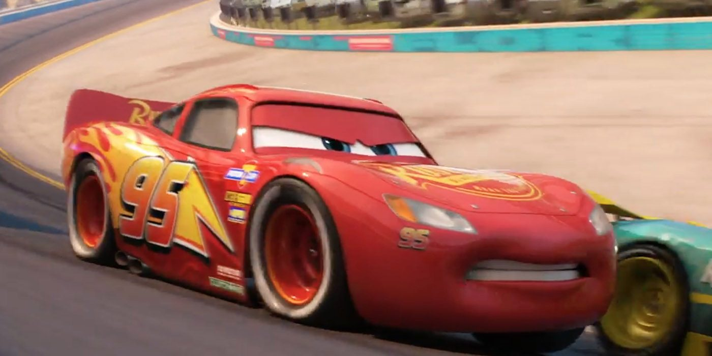 cars 3 official trailer  2