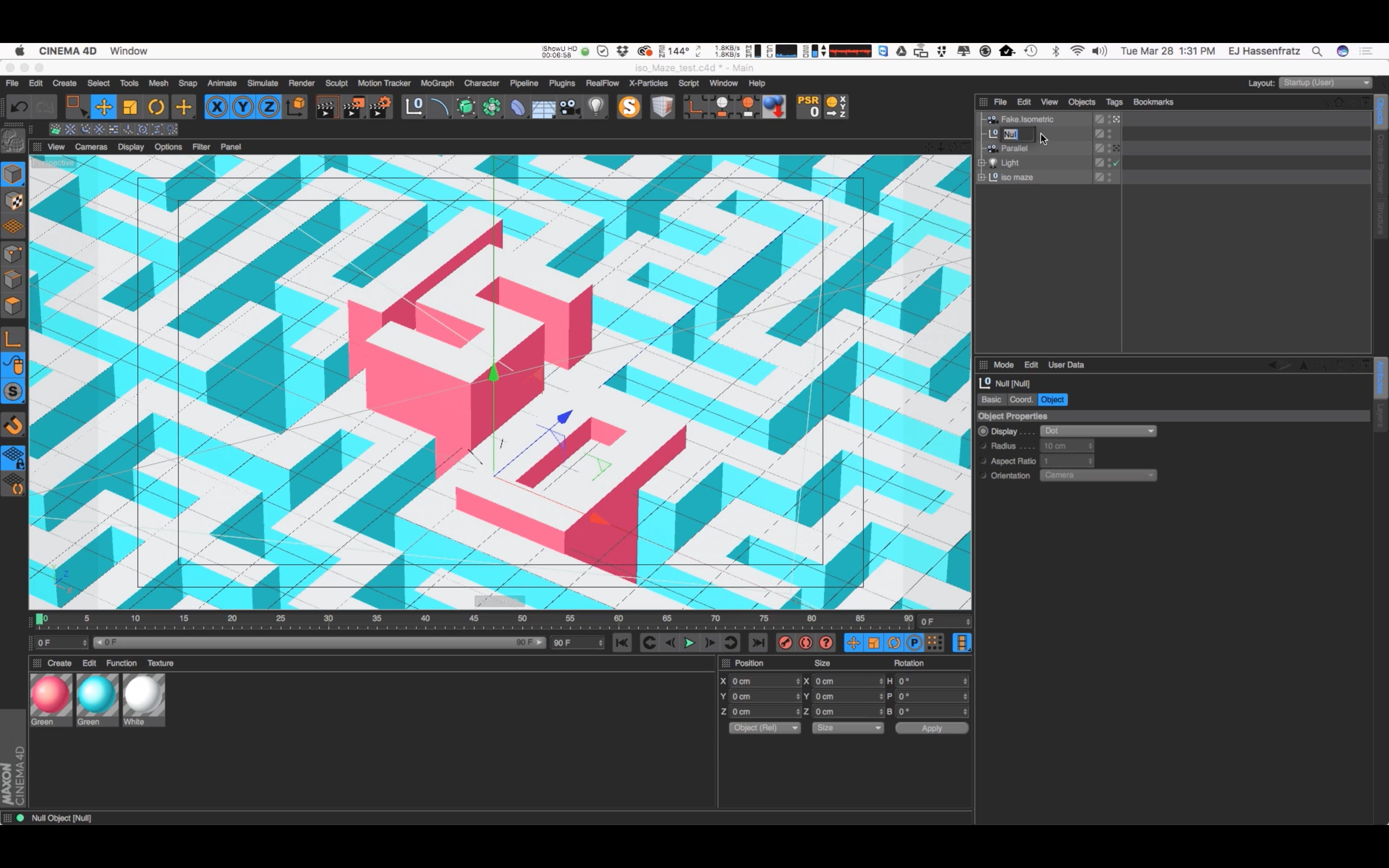 Tutorial: Creating 3D Isometric Animations in Cinema 4D