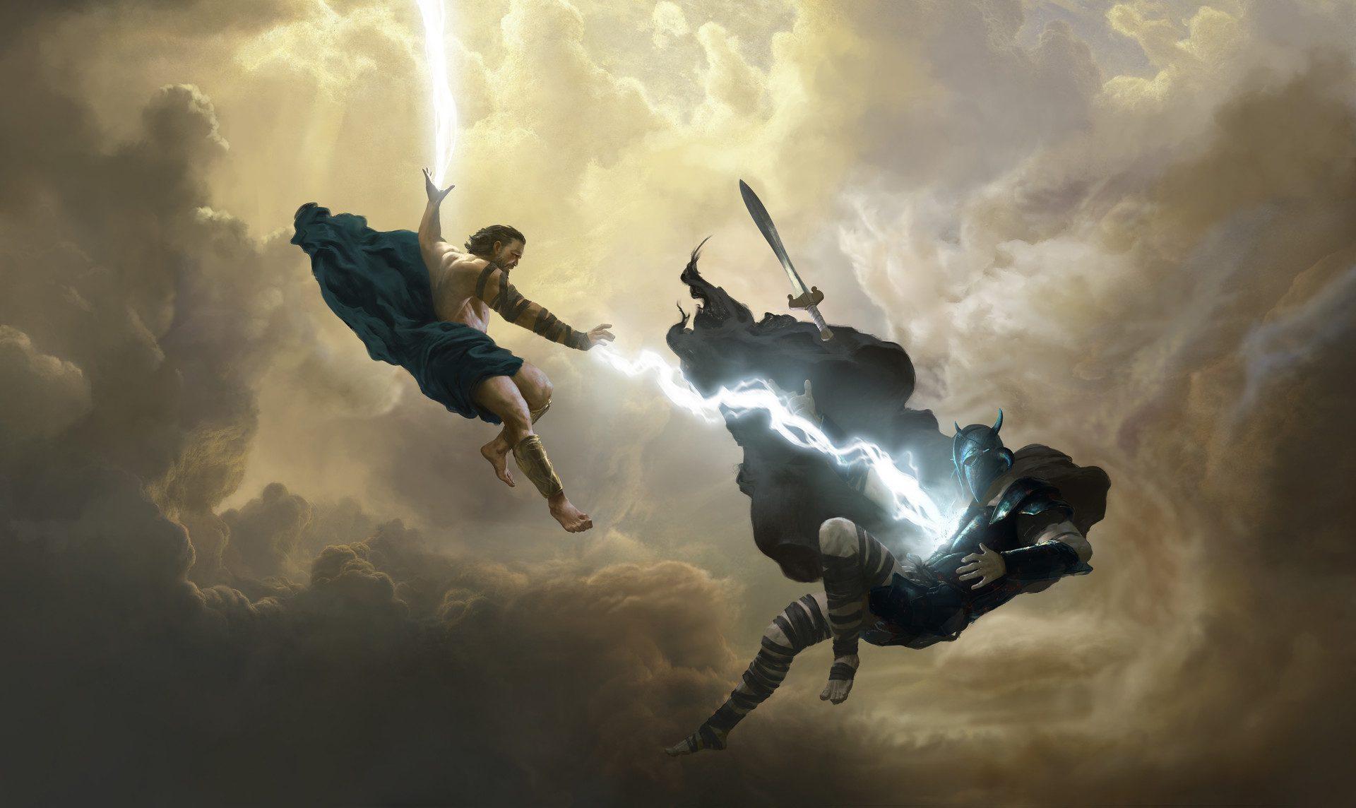 Wonder Woman History Painting