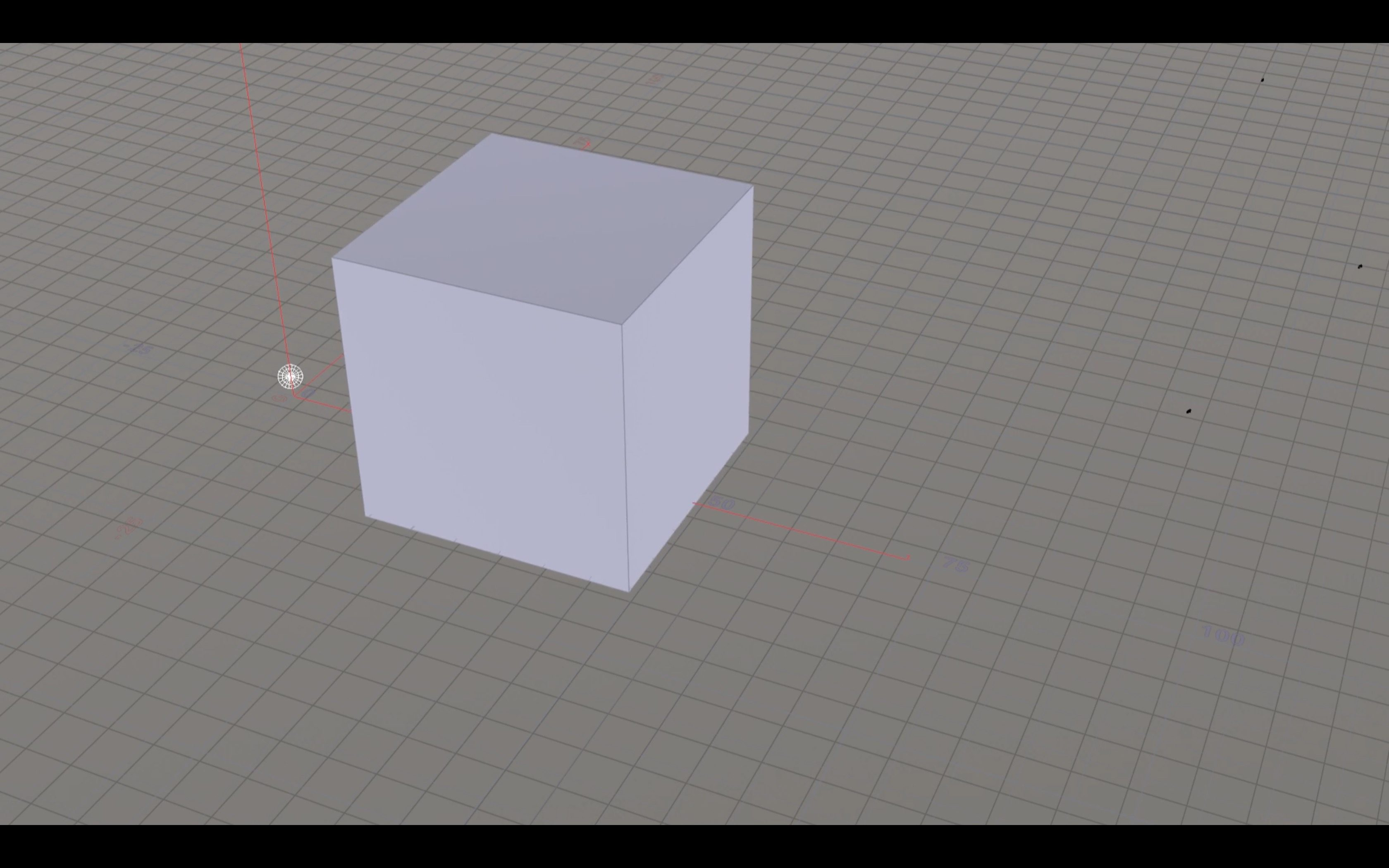 Tutorial: How to animate a cube in Houdini