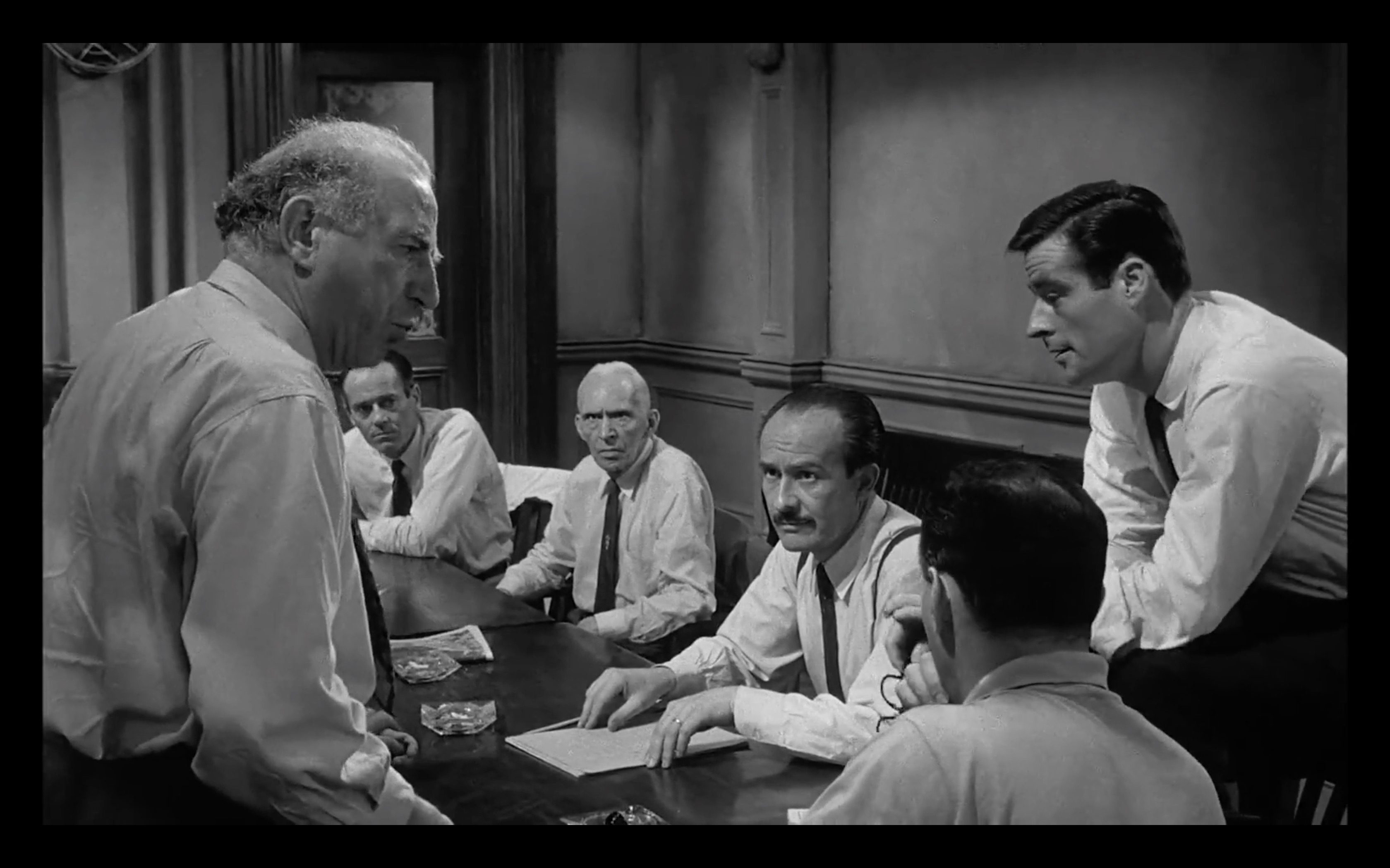 twelve angry men background research Twelve angry men quickly became a classic story for stage and screen and rose's cast of characters some of the most memorable in modern history yet, not one of the twelve jurors has a name, they are simply known by their juror numbers.