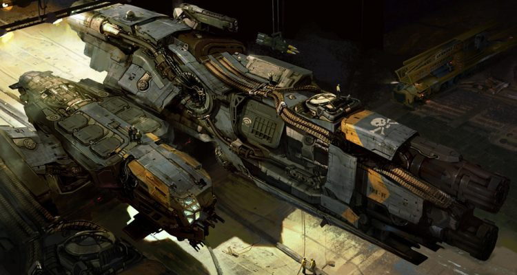 The Art of dreadnought