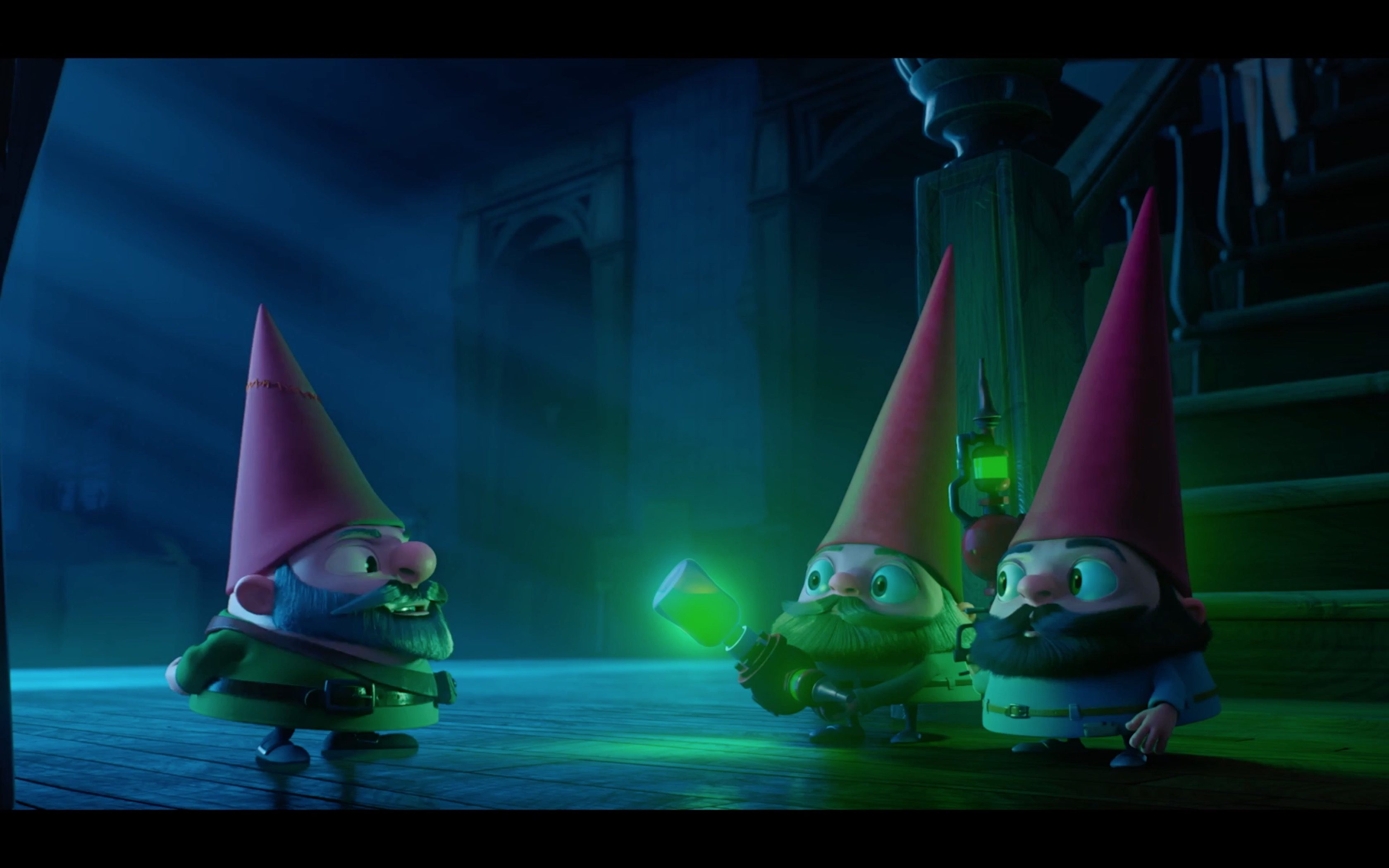 Gnome Alone First Trailer Revealed