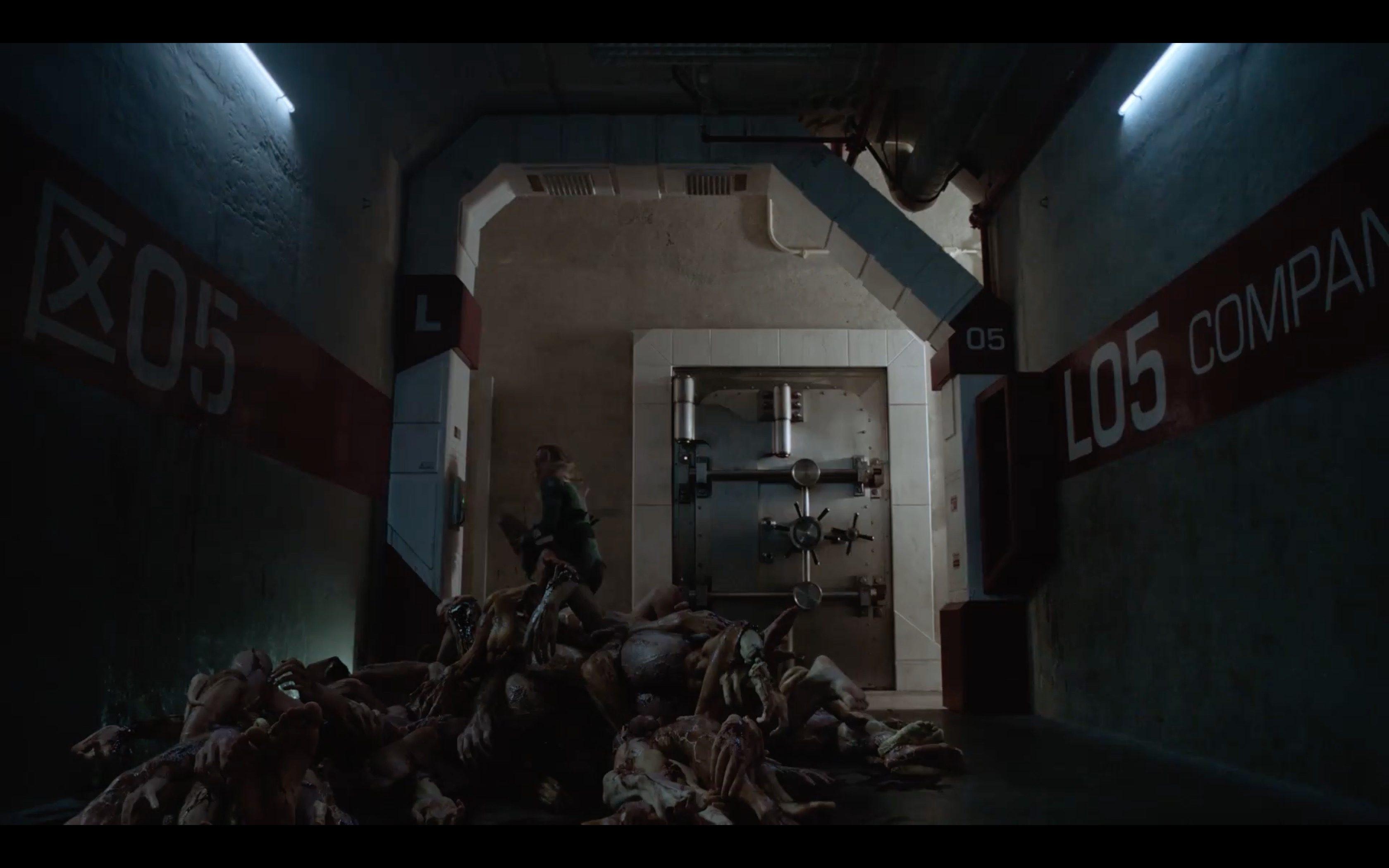 Neill Blomkamp's New Short Movie: Zygote