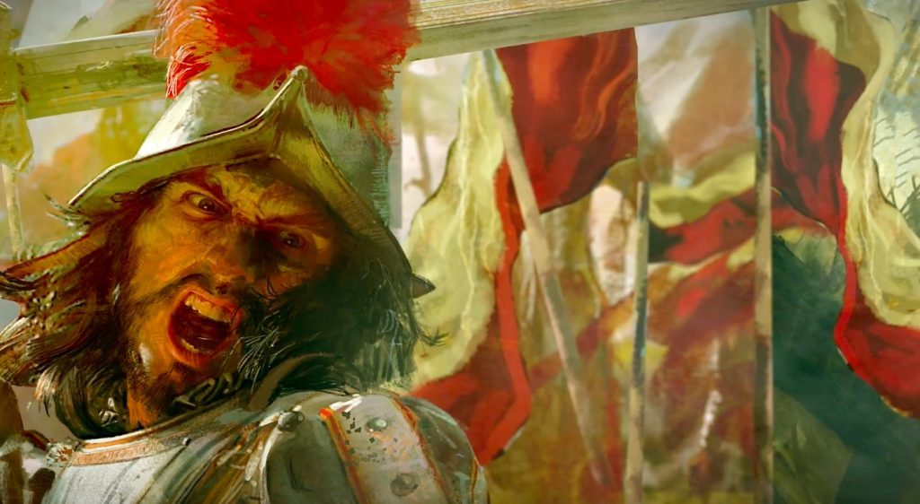 Age of Empires IV Trailer Featuring the Art Of Craig Mullins
