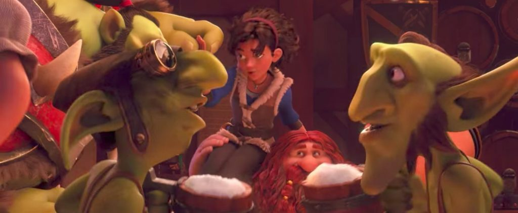 Hearthstone Animated Short: Hearth and Home