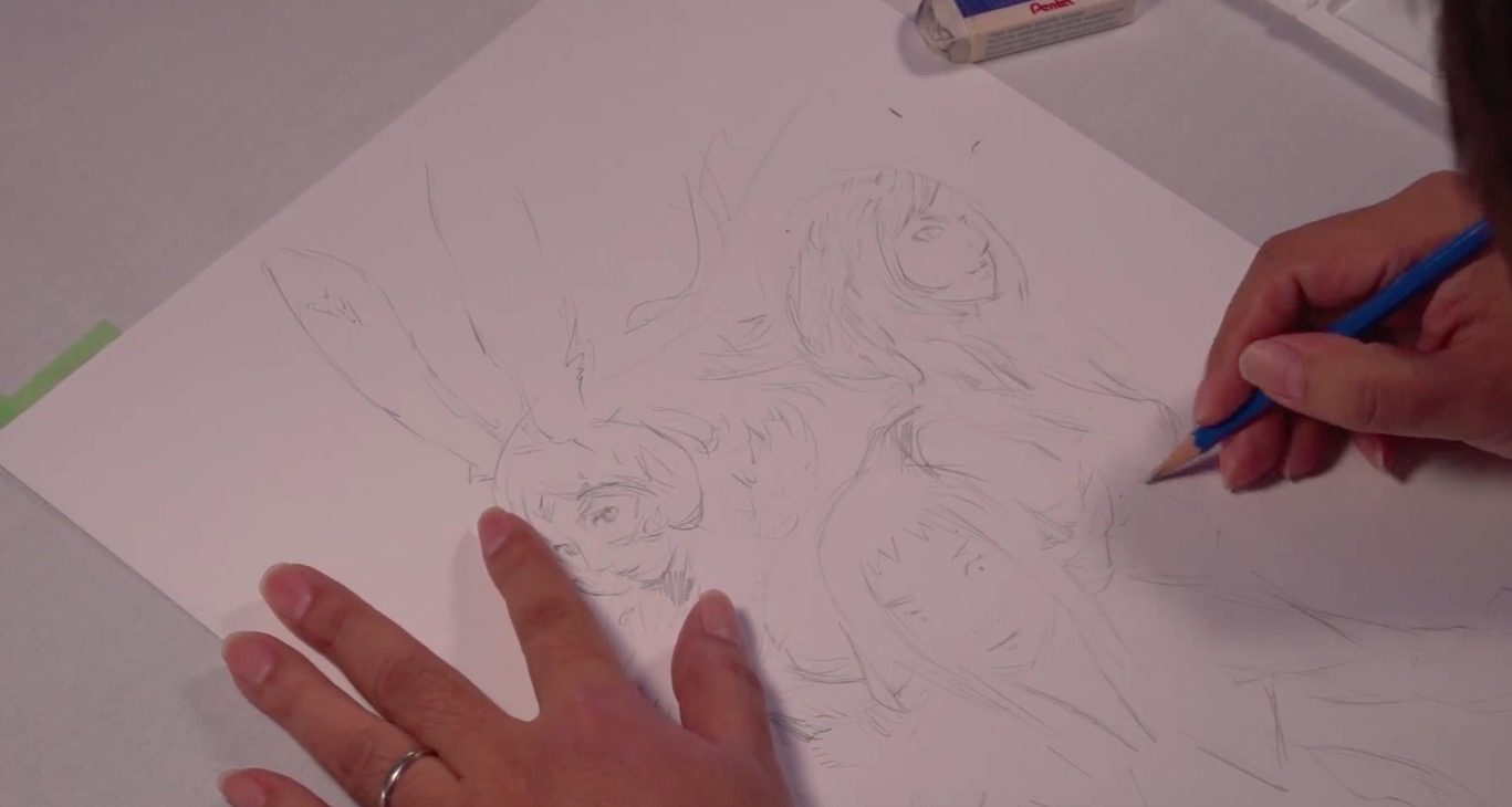 Isamu Kamikokuryo Final Fantasy