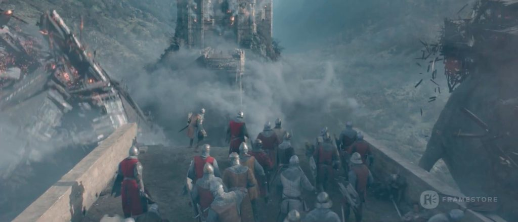 King Arthur Legend of the Sword VFX Breakdown