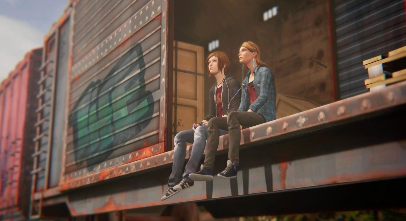 Life is strange before the storm gamescom trailer
