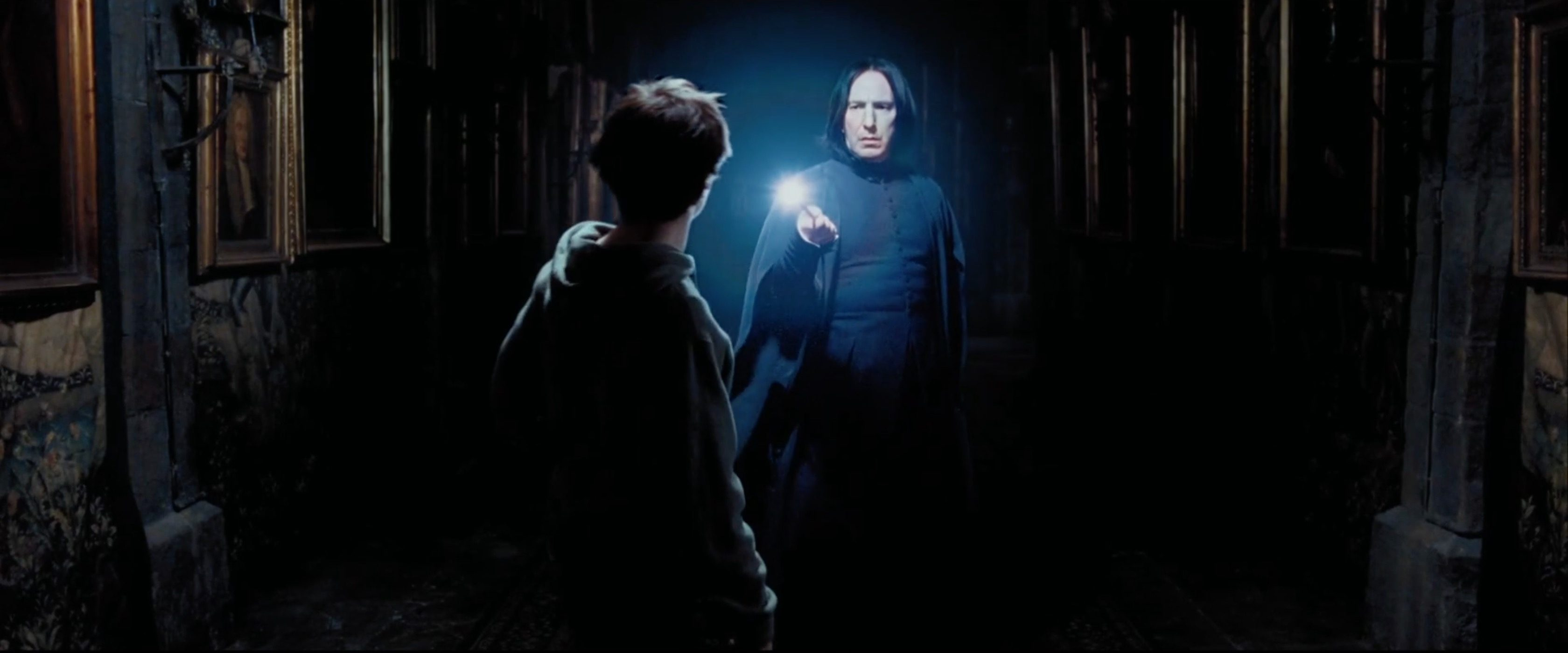 Harry Potter and the Cinematography