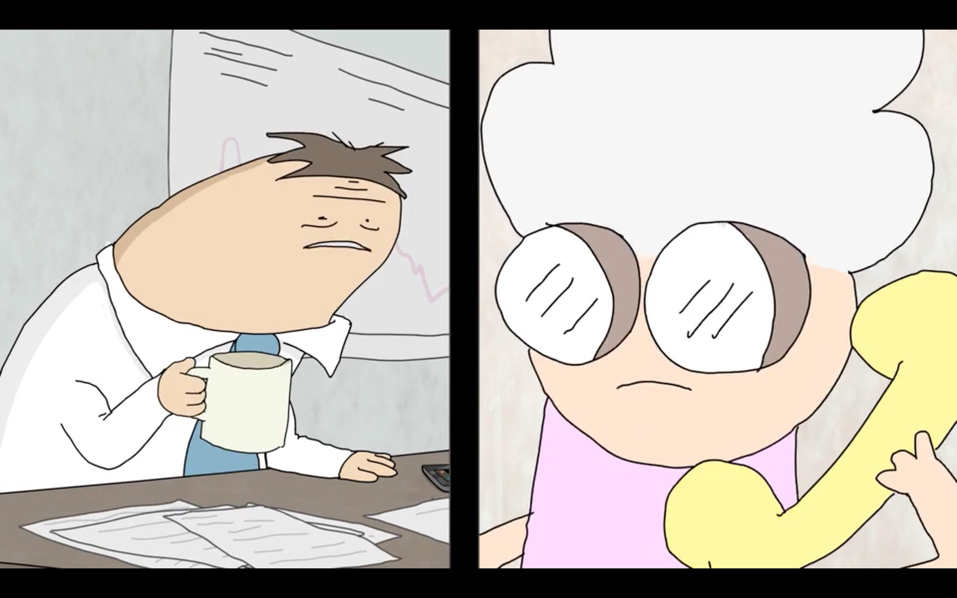 Animated Short: It Should Be Easy