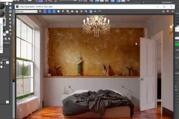 Baking Textures - Custom Wall with VRay