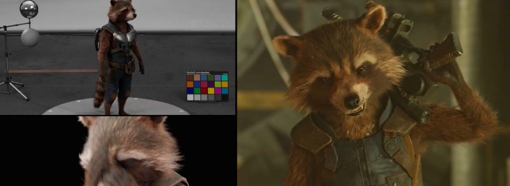 Making of Guardians of The Galaxy VOL. 2