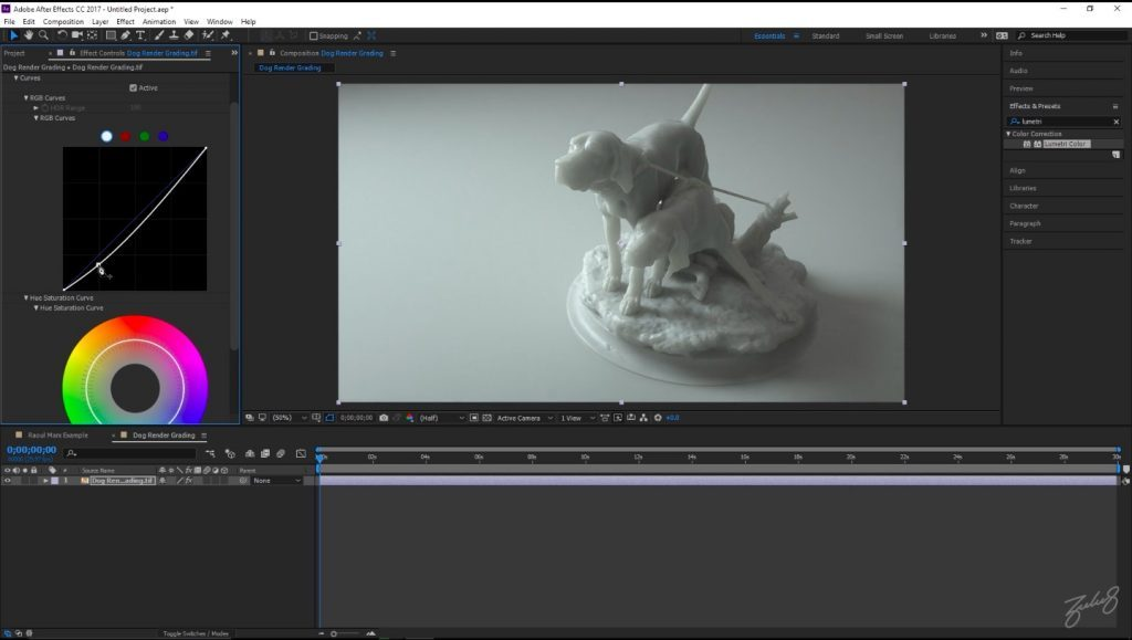 Optimise Octane Render Settings