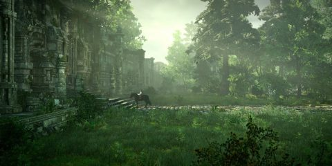 SHADOW OF THE COLOSSUS – Paris Games Week 2017 Trailer