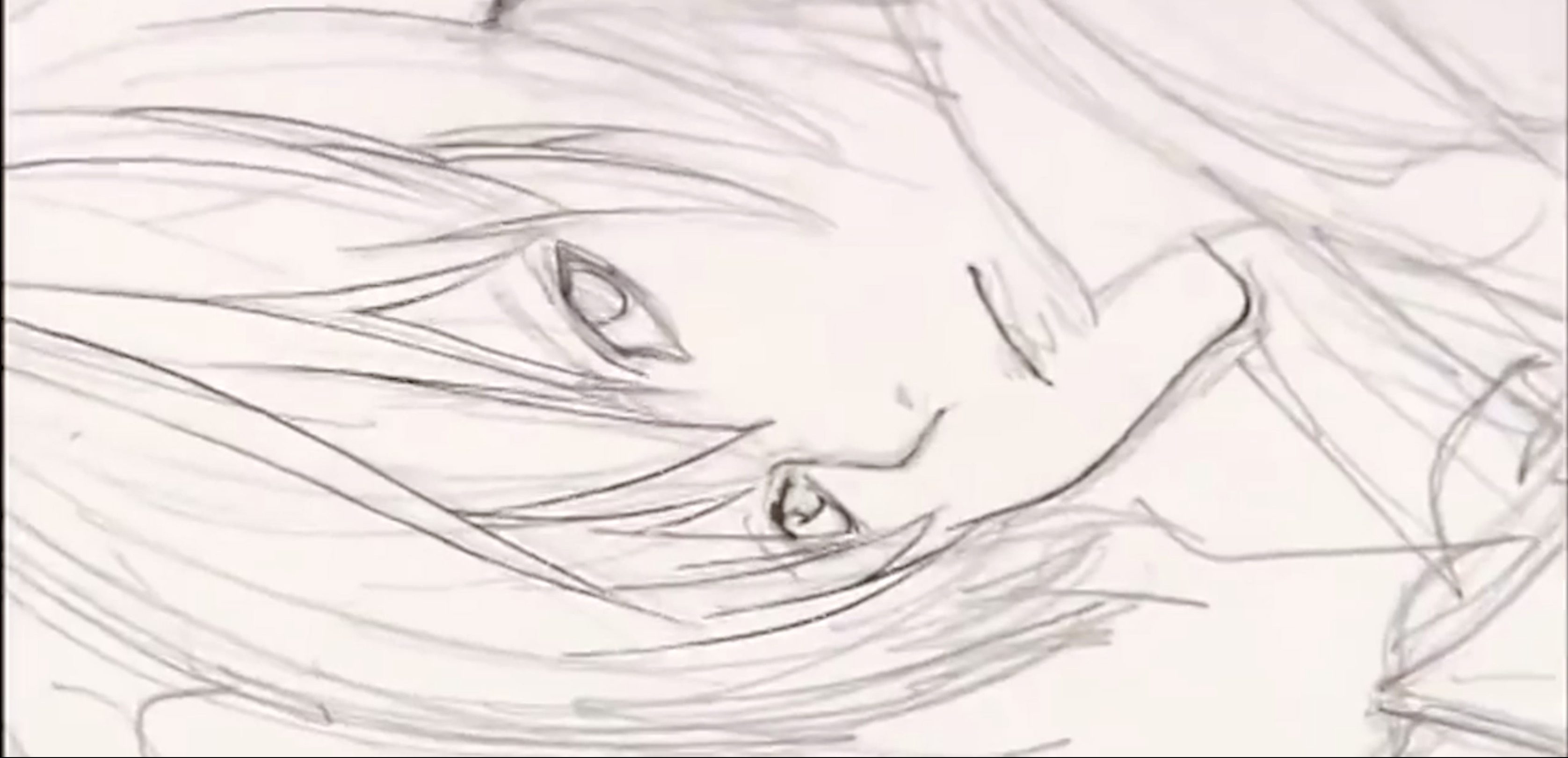 Death Note Drawing Process by Takeshi Obata