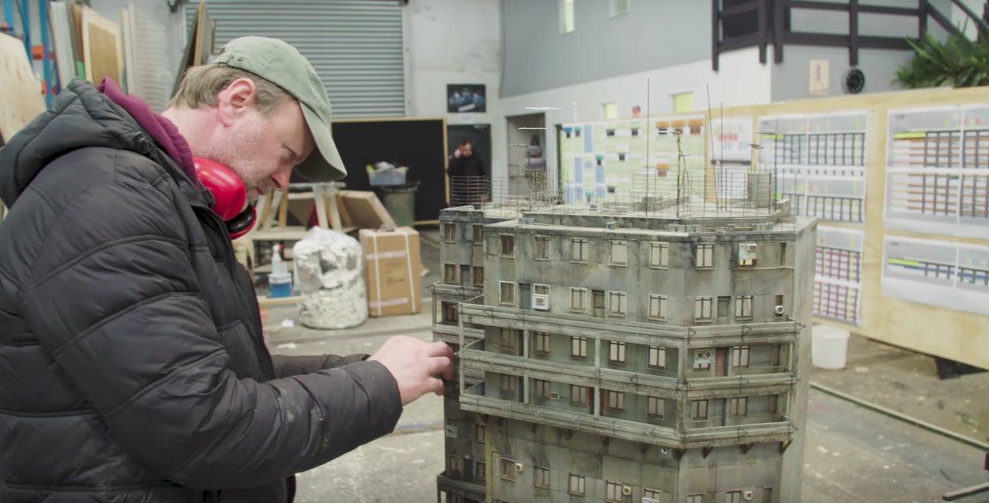 Blade Runner Models by Weta Workshop
