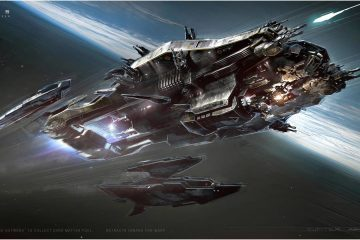 Jupiter Ascending Concept by George Hull