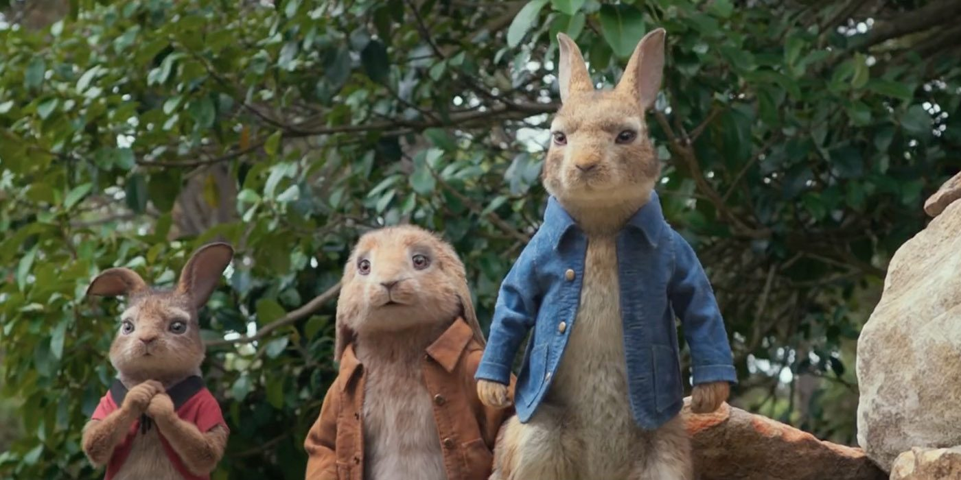peter rabbit  new international trailer
