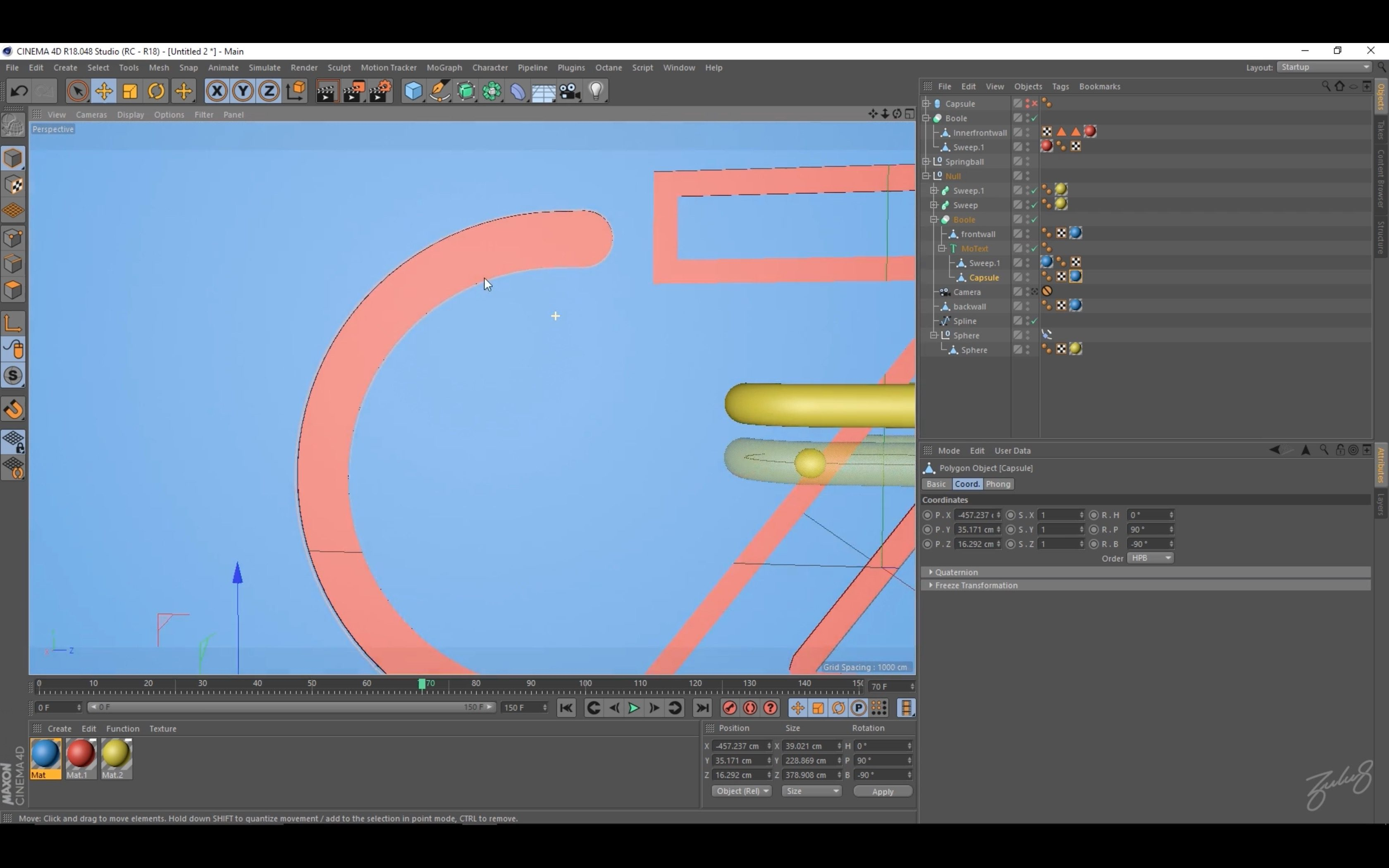 How To Create Dynamic Letter Animations In Cinema 4D