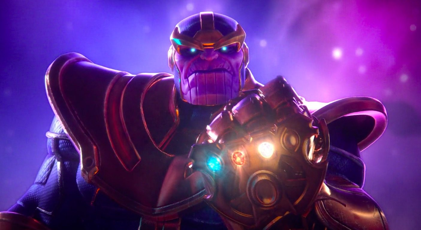 Marvel Contest Of Champions Mad Titan S Wrath Trailer