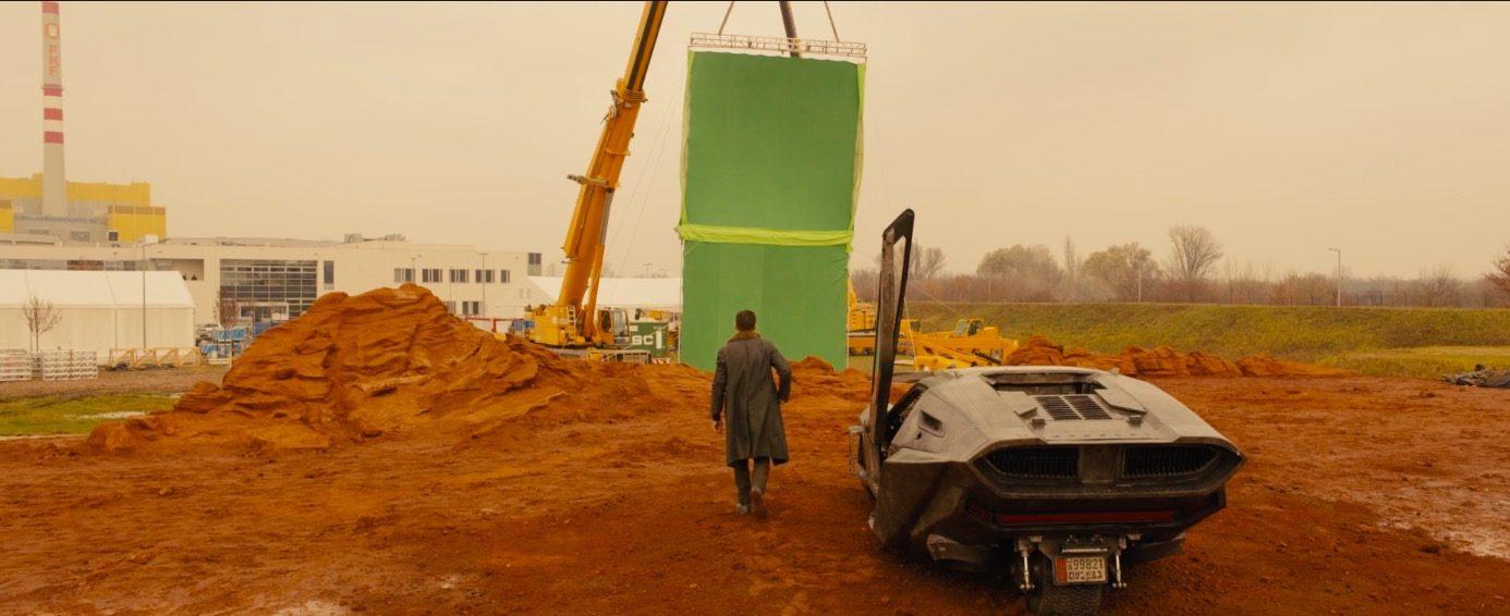 Making of Blade Runner 2049