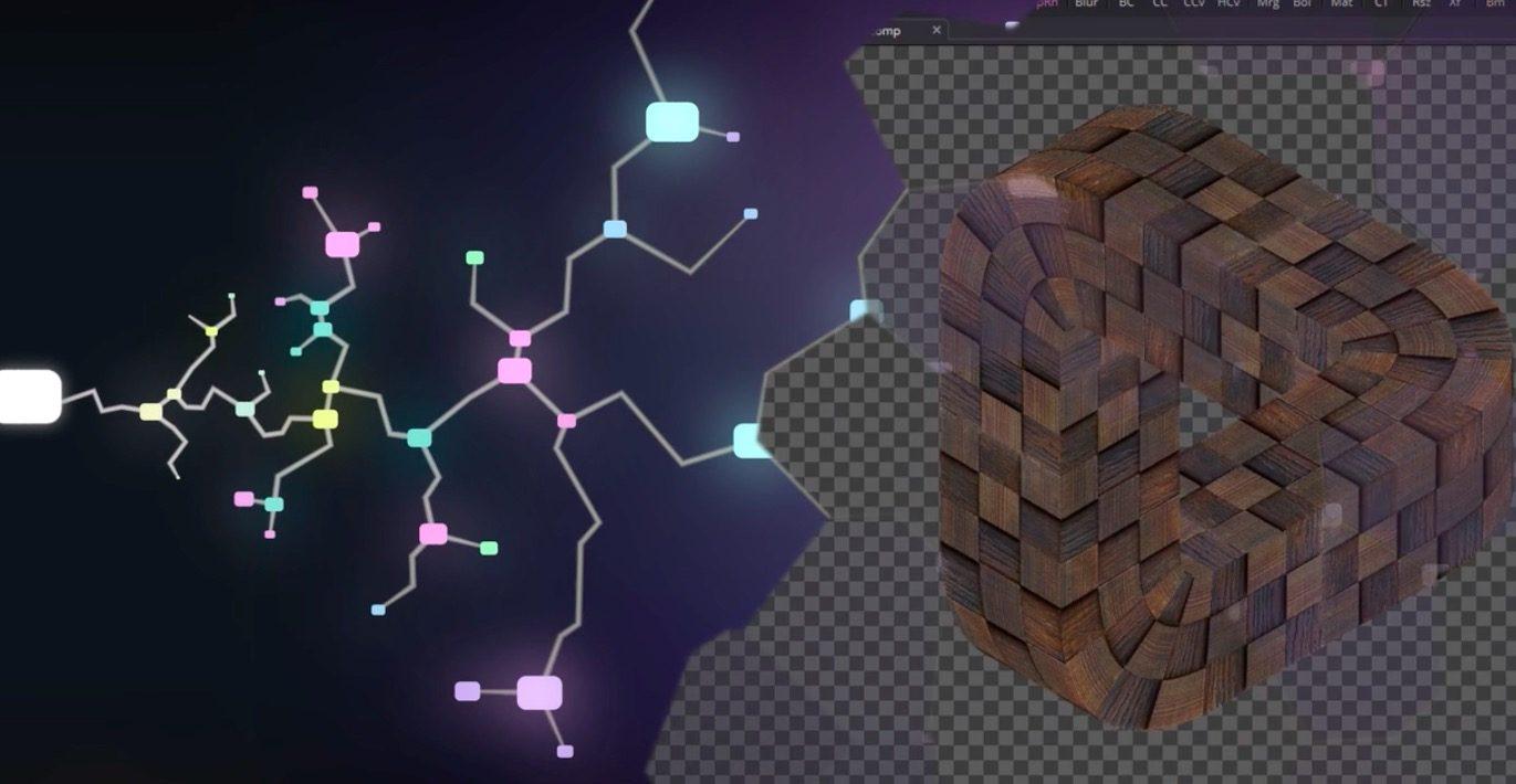Penrose Triangle in Houdini