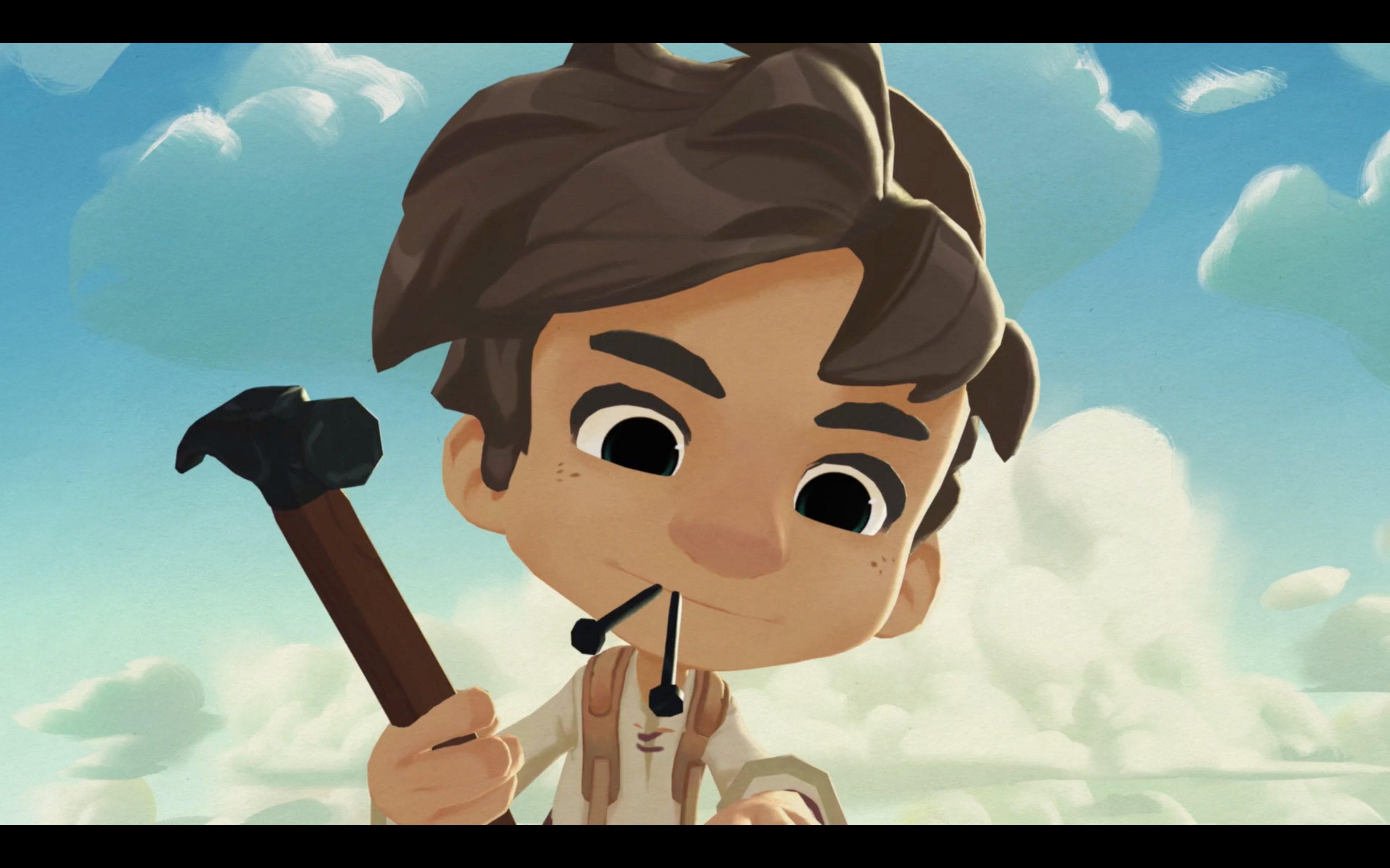 Animated Short: The Wingfeather Saga
