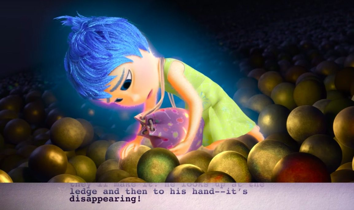 Inside Out Memorable Scenes Script to Screen