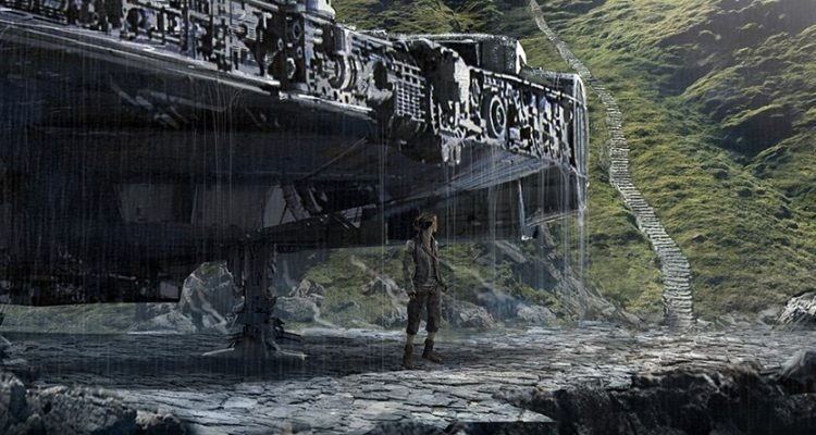 James Carson - Star Wars The Last Jedi Concept Art
