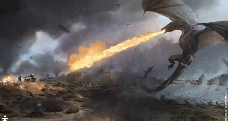 Karakter Studio - Game Of Thrones Concept Art