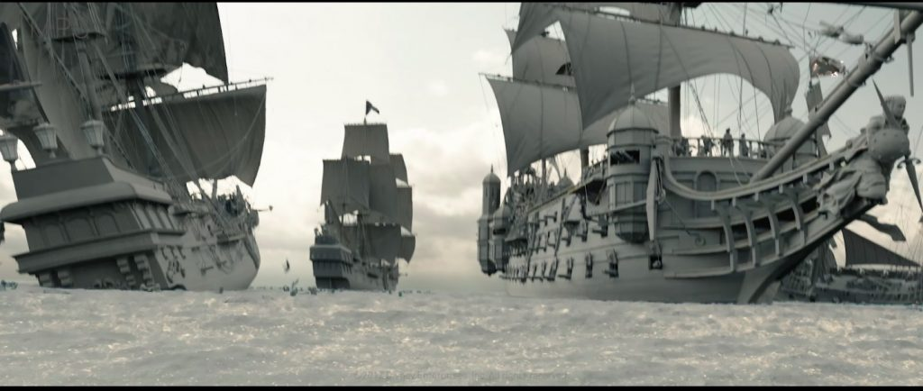 MPC Pirates of the Caribbean Dead Men Tell No Tales VFX breakdown