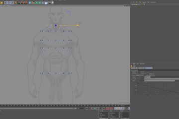 Workflows for Creating Characters in Cinema 4D