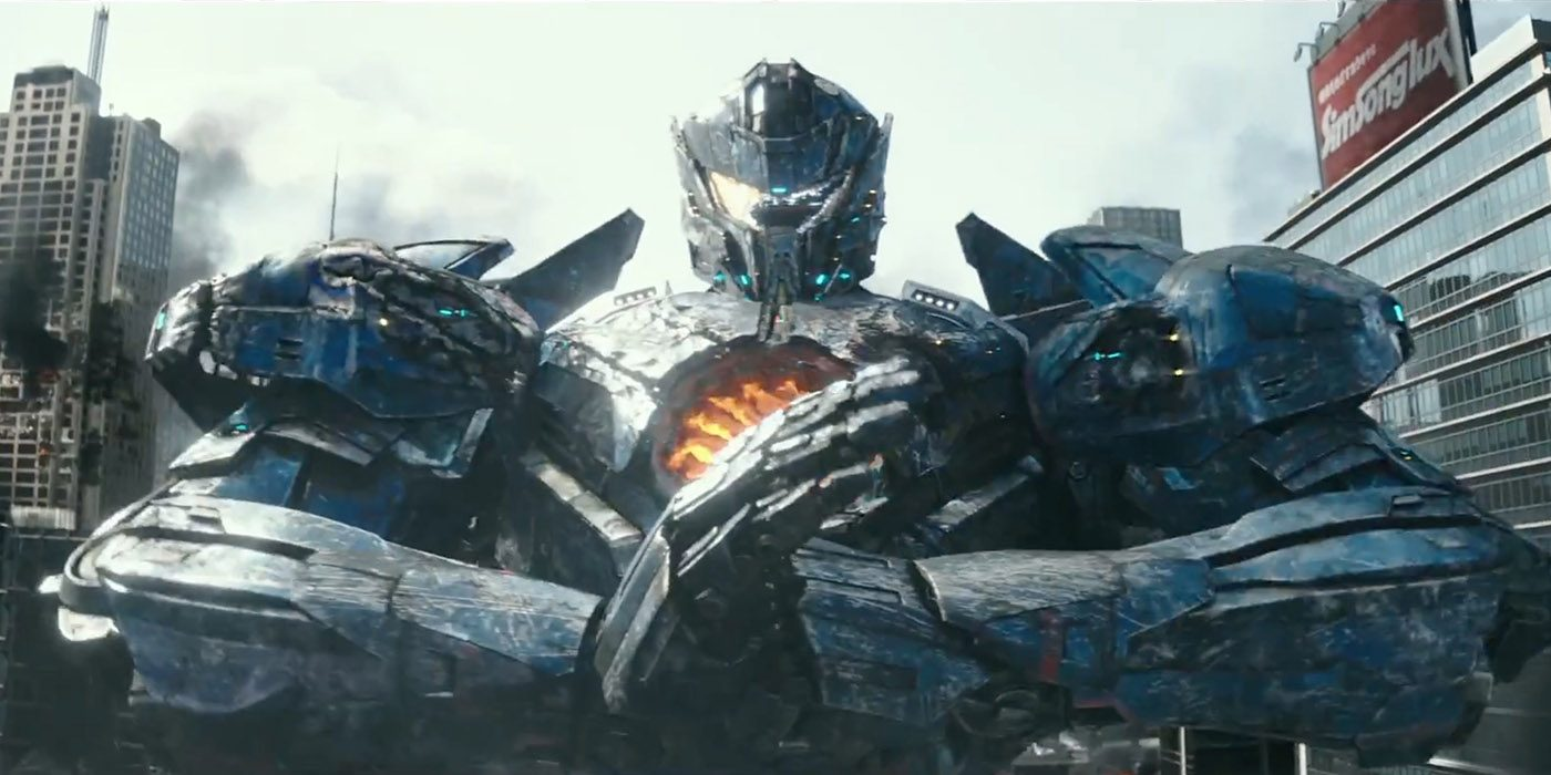 Pacific Rim Uprising New Official Trailer Pacific Rim Cover