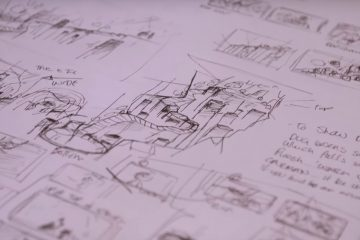 Storyboarding a Stop-Motion Animated Film with Aardman