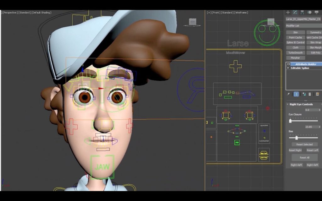 Making Of The Postman