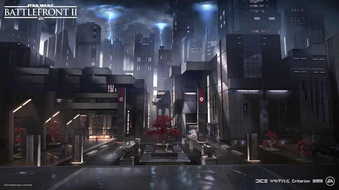 Star wars Battlefront 2 - Nicolas Ferrand