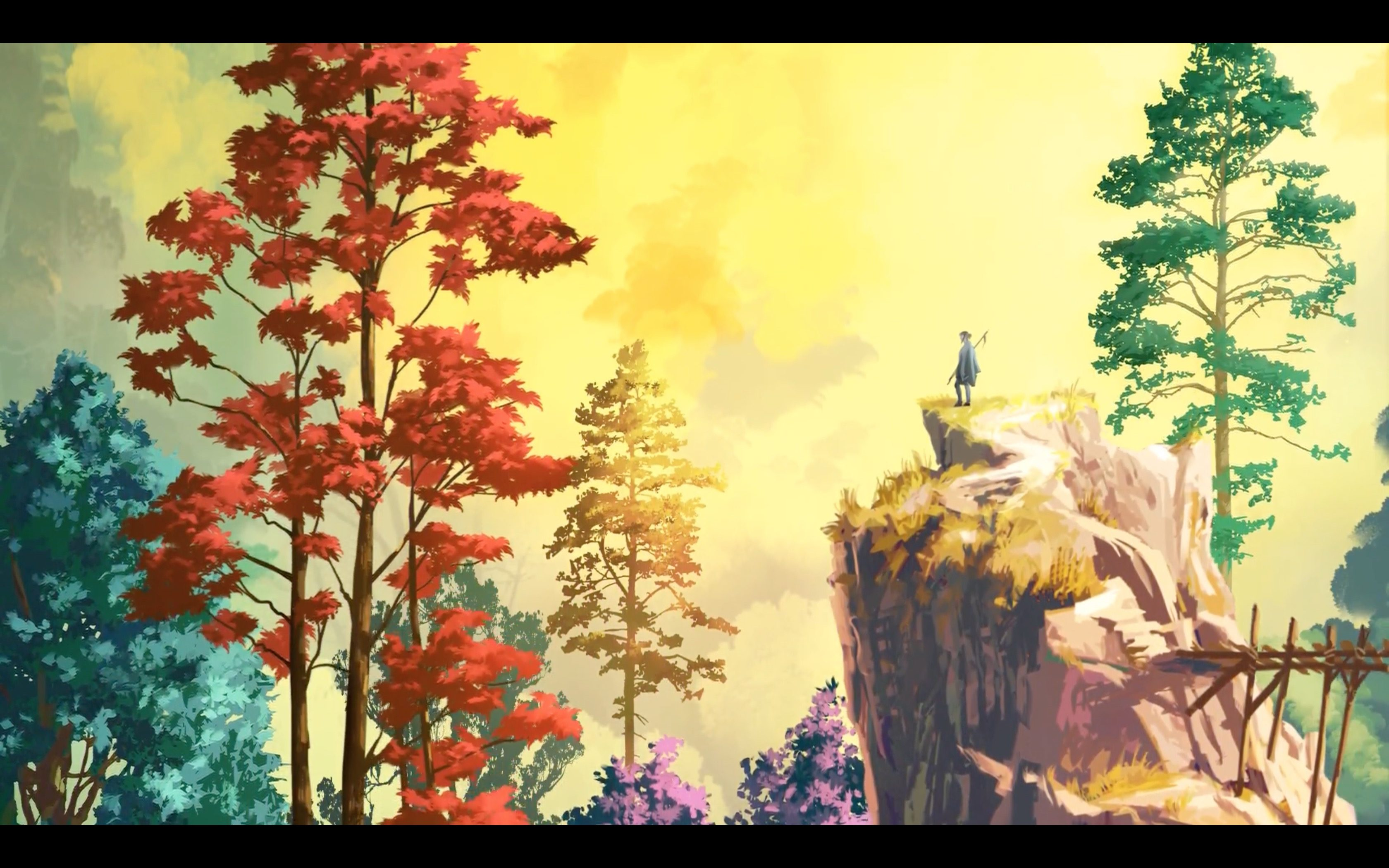 Forest of Liars Announcement Trailer