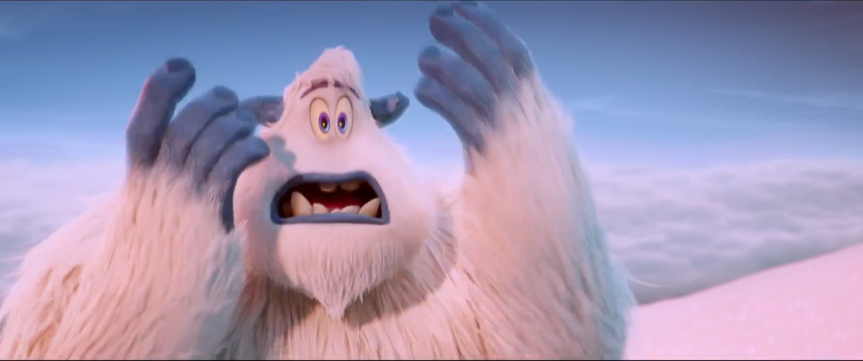Smallfoot Official Trailer