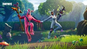 The Art Of Fortnite